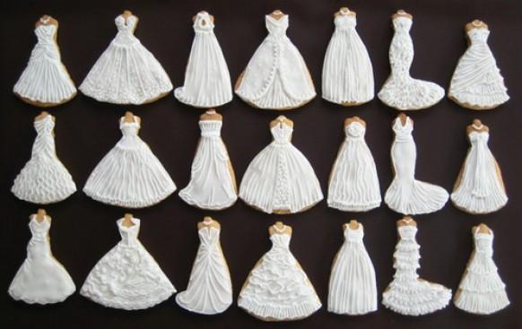 Creative Wedding Cookies Unique Wedding Favors 1048350