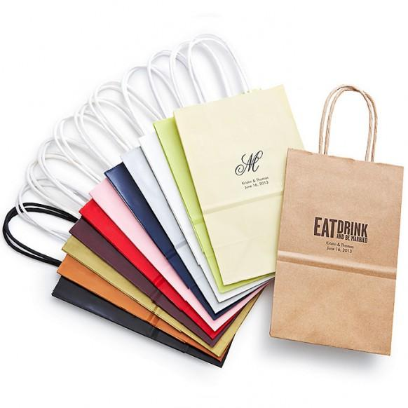 Do You Buy A Gift For A Destination Wedding: Personalized Welcome Bag