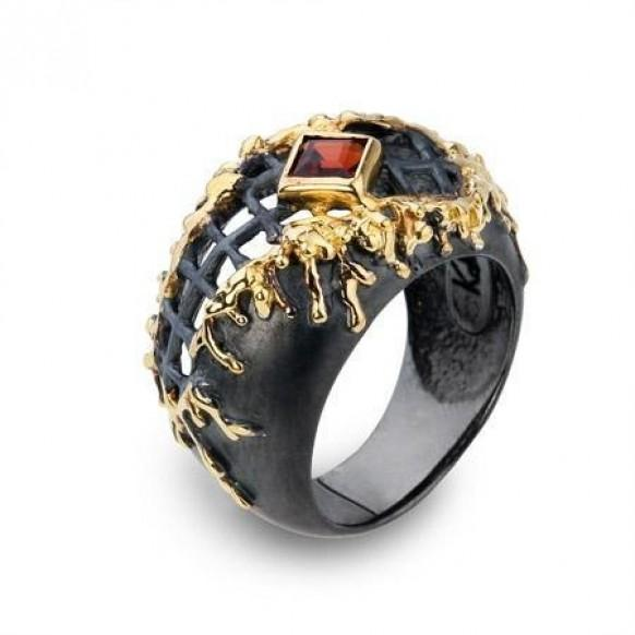 Special Design Modern Silver Ring