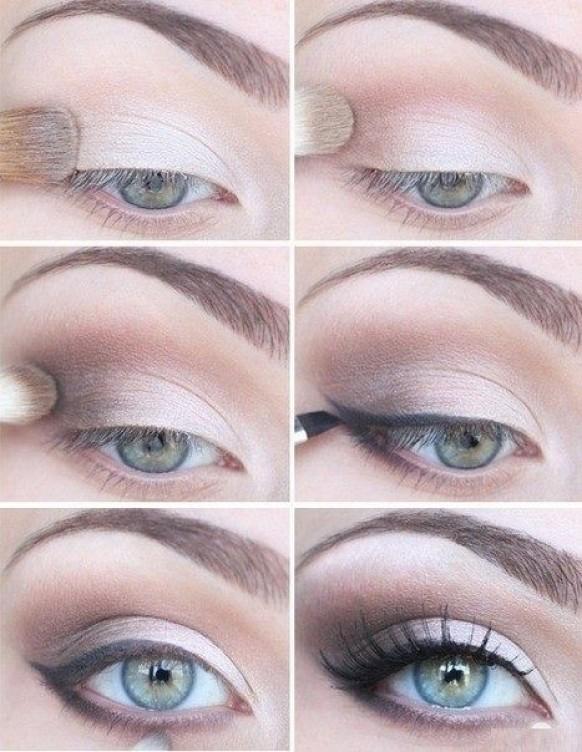Best Wedding Makeup Einfache Natural Smokey Eye Makeup Hochzeit