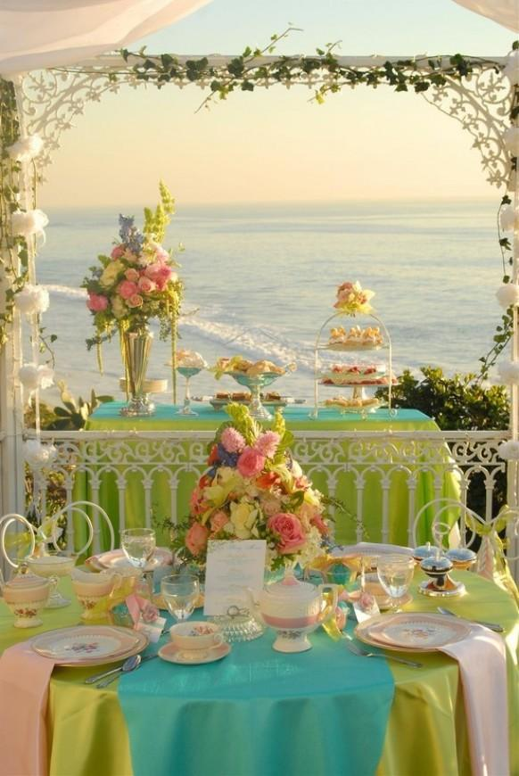 Gorgeous Landscape Photography Amazing Wedding Ocean Party