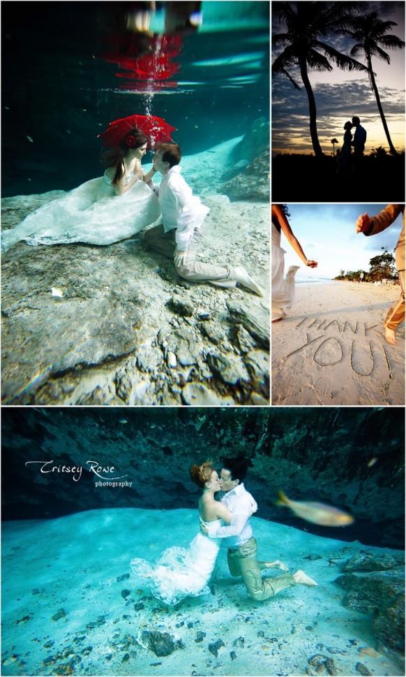 Photo Mermaid Themed Wedding 1925433 Weddbook