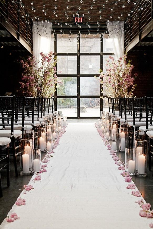 White and pink combination to decorate the venue 1926002 weddbook junglespirit Images