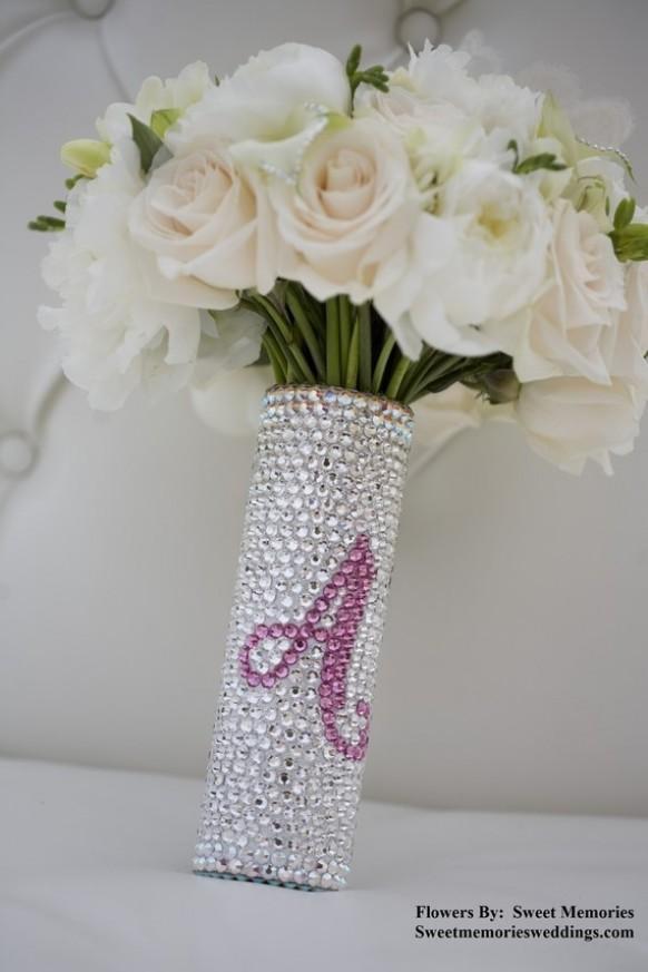 Bouquet/Flower - Bling Bling ~ Wedding Trend #1928463