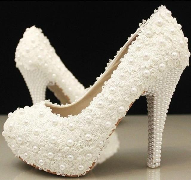 Wunderschone Handgefertigte Spitze Stil Diamanten Strass Hochzeit