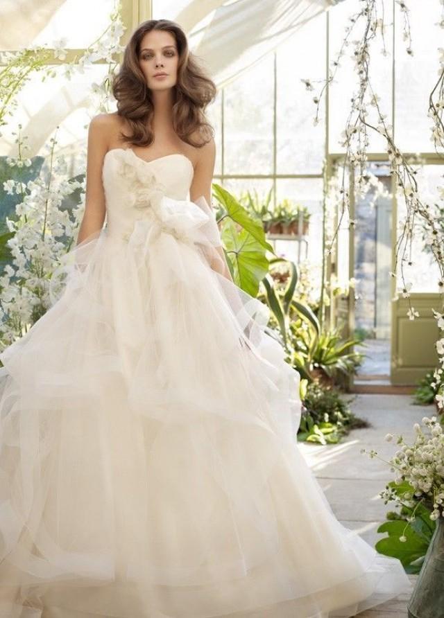 New White Ivory Wedding Dress Custom Size 2 4 6 8 10 12 14 16 18 20 22 2154888