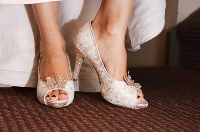 Design Your Own Wedding Shoes    Pricing Varies By Design    Send Us A  Custom Inquiry   New #2323038   Weddbook