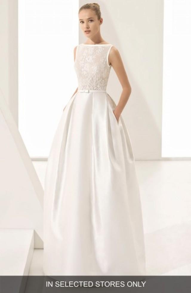 Rosa Clara Couture Parker Silk Blend Ballgown 2808601 Weddbook