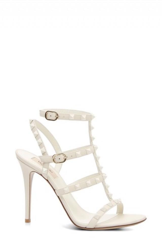 e20cd40b4355 VALENTINO GARAVANI Rockstud T-Strap Sandal (Women)  2825656 - Weddbook