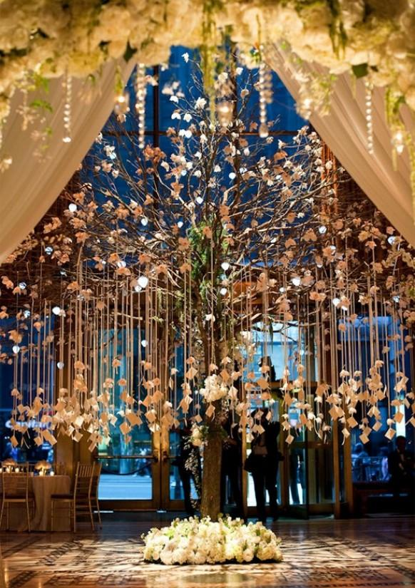 Wedding Guest Tree ♥ Unique & Creative Wedding Ideas #791229 - Weddbook
