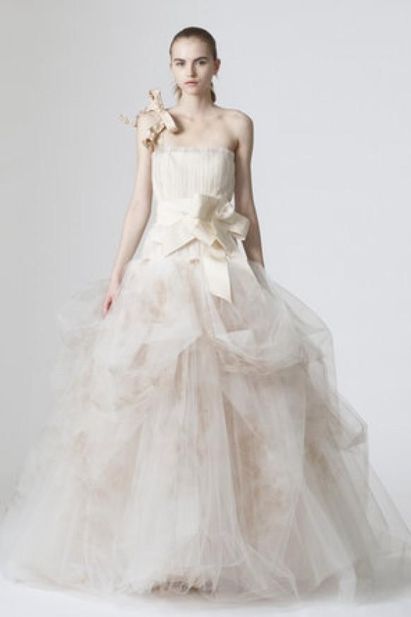 Vera Wang - Vera Wang Dovima Wedding Dress #794976 - Weddbook
