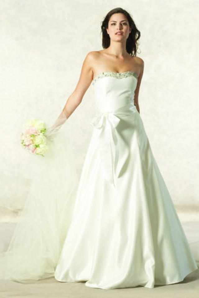 Dress - Jessica McClintock #795911 - Weddbook