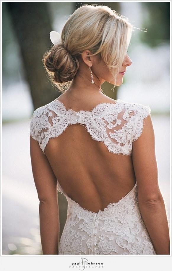Rustic Summer Wedding Dresses