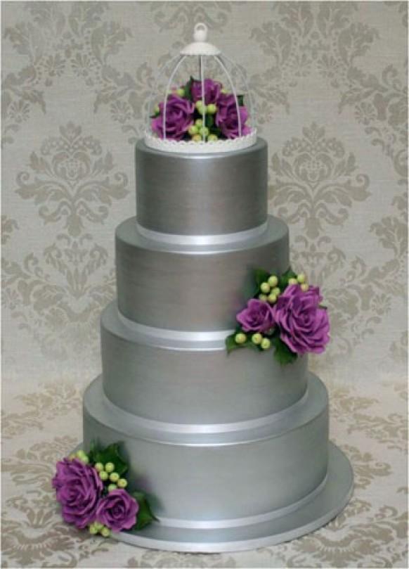 Silver Wedding - Silver Wedding Color Palettes #798752 - Weddbook