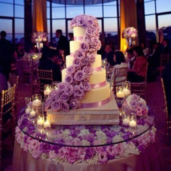 Lavender wedding color palette 798917 weddbook junglespirit Choice Image