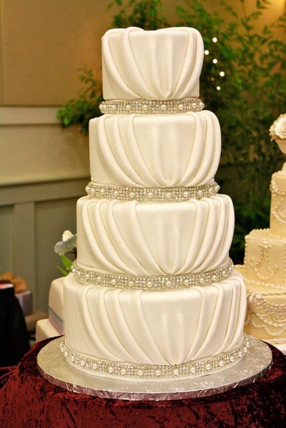 Wedding Diamond - Special Yummy Wedding Cakes #802407 - Weddbook