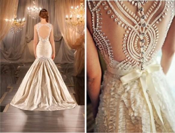 8d1b28588da9 Wedding Dresses - Dress Inspiration #803046 - Weddbook