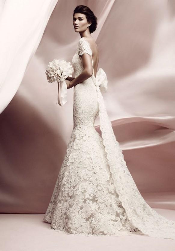 Designer Wedding Dresses Special Design Lace
